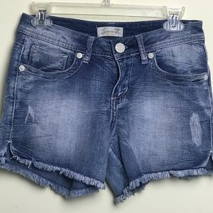 Seven7 High Waisted Shorts